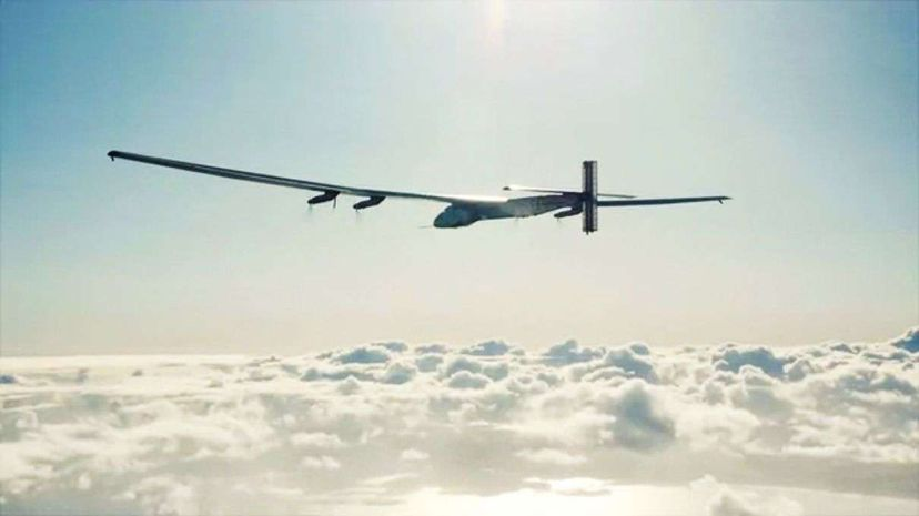 This Sun Powered Airplane Could Be the Future of Aviation [VIDEO] Conde Nast: Wired