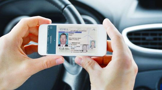 Driver's License on Your Phone? There's an App for That