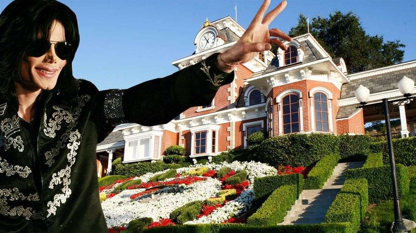Michael Jackson's California estate Neverland Ranch is currently for sale for a cool $100 million Carl De Souza/AFP/Trae Patton/NBC/NBC Photo Archive/Getty Images