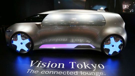 The Future of Driving Is Not Driving