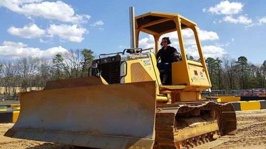 Live the Dream, Drive an Excavator at a Construction Theme Park for Adults
