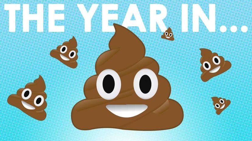 Poop is everywhere, which makes it awfully easy to study. And study it we did in 2015. HowStuffWorks