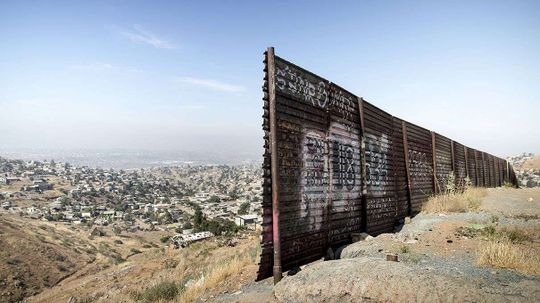 Is Building a Country Border Wall Even Possible?