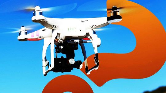 Who Wants to Knock a Drone Out of the Sky?