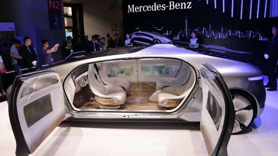 Hands Free But Holding the Barf Bag: Driverless Cars Could Mean More Carsickness