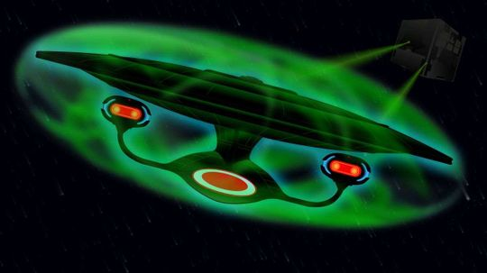 Force Fields for Spacecraft Coming to a Galaxy Near You