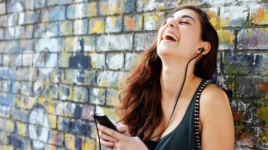 Headphones That Could Make You Happy