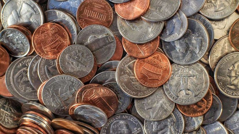 Despite the many, many designs, a scant few United States coins incorporate their numerical value onto either face. Chuck Cross/EyeEm/Getty Images
