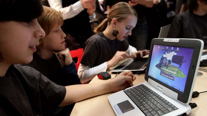 Literacy in the language of computer science is increasingly seen as an essential skill for children to learn. Sean Gallup/Getty Images