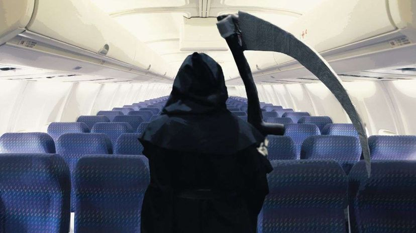 Even the dead have to get around. Do airlines use special language to refer to the transport of human remains? Leon Neal/Rob Melnychuk/Getty Images