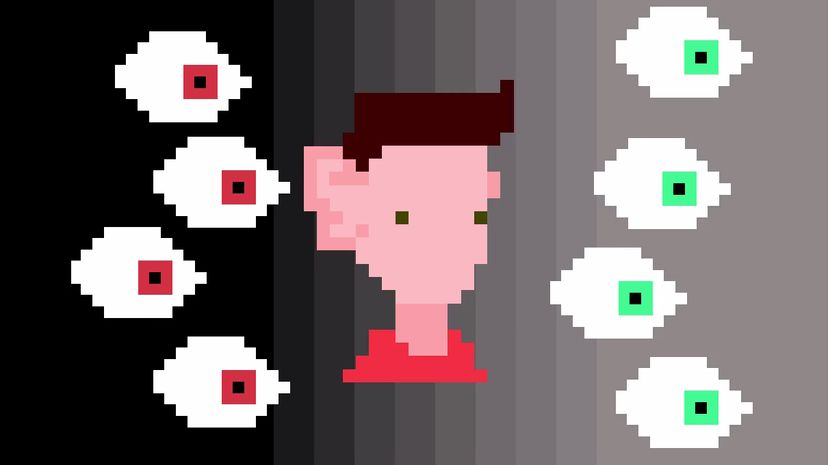 """The image above is a screen grab from creator Alex Camilleri's new autobiographical video game called """"Memoir En Code."""" Kalopsia Games"""