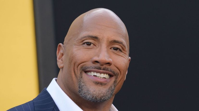 Dwayne 'The Rock' Johnson attends the Warner Bros Premiere of Central Intelligence, in Westwood, California, on June 10, 2016. CHRIS DELMAS/AFP/Getty Images
