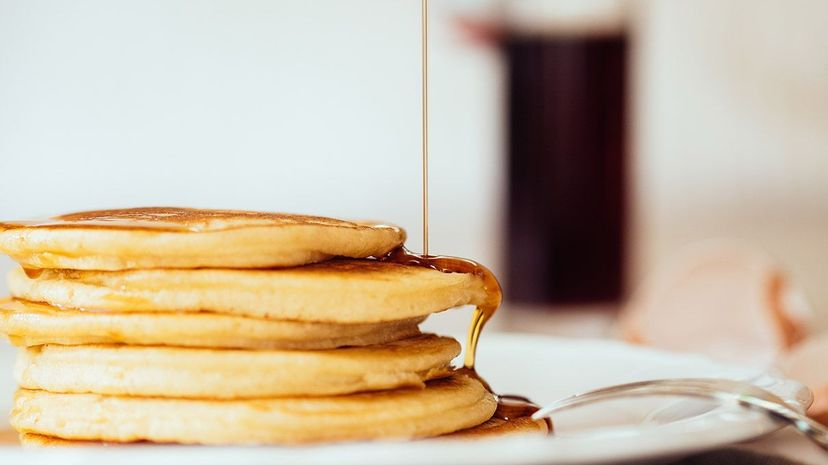 Researchers think maple syrup has a lot more to offer than just sweetness. Michael Mller/EyeEm/Getty Images