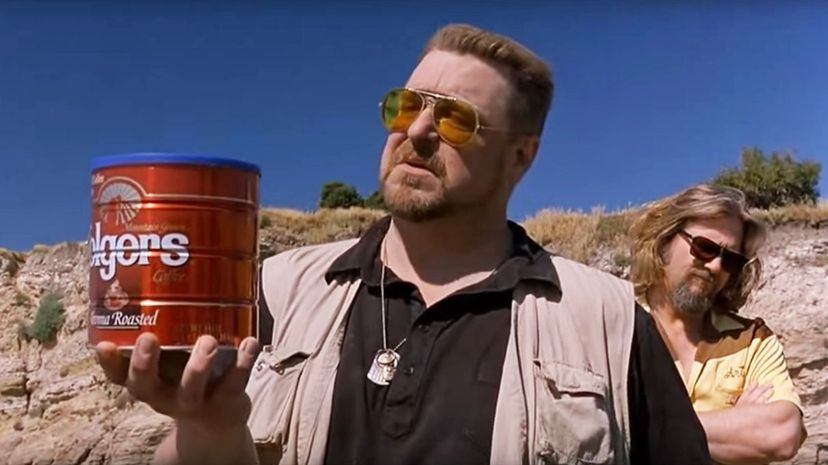 """Characters in the 1998 film """"The Big Lebowski"""" prepare to scatter the ashes of a deceased friend in a California state park. The film makes no mention of whether they acquired a permit to do so. Working Title/Polygram/Movieclips"""