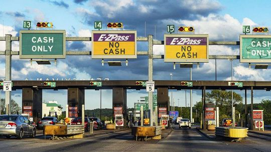 What Happens to Drivers When Toll Roads Stop Taking Cash?