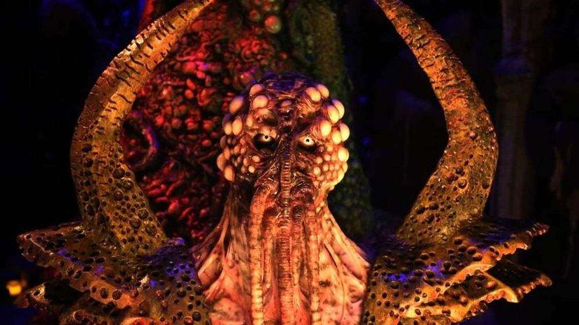 Netherworld creature