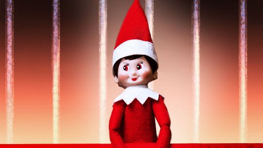 Should We Rise Up Against the Elf on the Shelf?