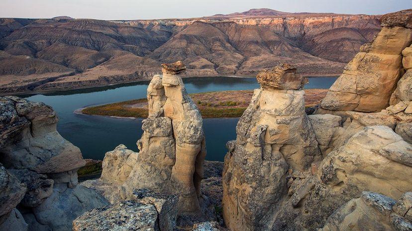 Upper Missouri River National Monument