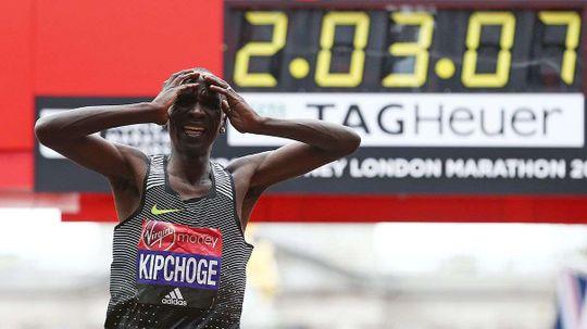 Could Humans Break the Two-hour Marathon Barrier?