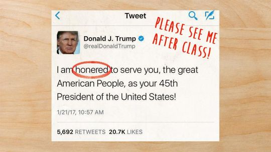 Can the President Legally Delete a Tweet?