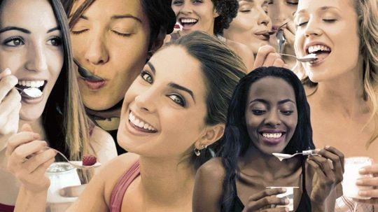 Why Is Yogurt Advertising So Focused on Women?