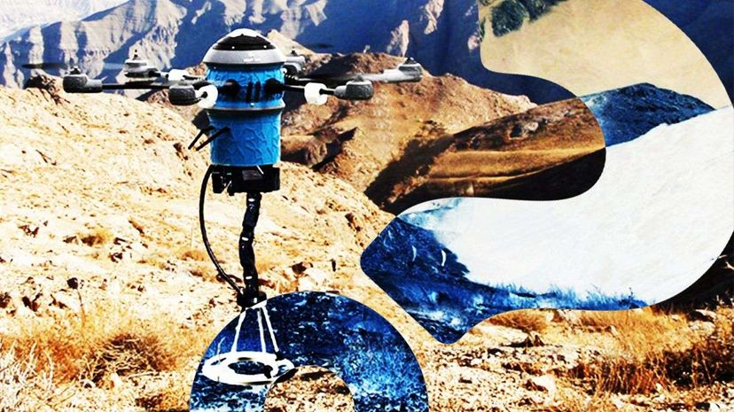 A drone land mine detector is on the horizon -- provided it gets funded. HowStuffWorks