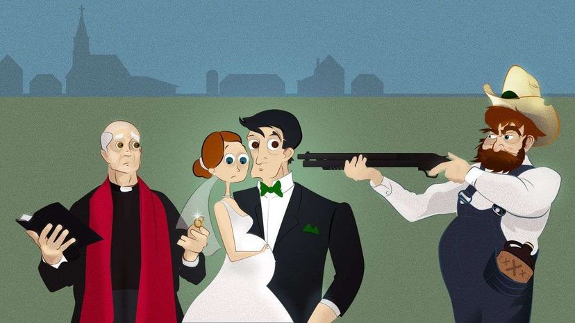 The death of the shotgun marriage has been greatly exaggerated, according to a new study. HowStuffWorks