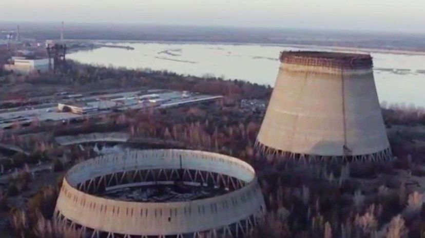 Chernobyl: Drone Footage Reveals an Abandoned City WSJnews