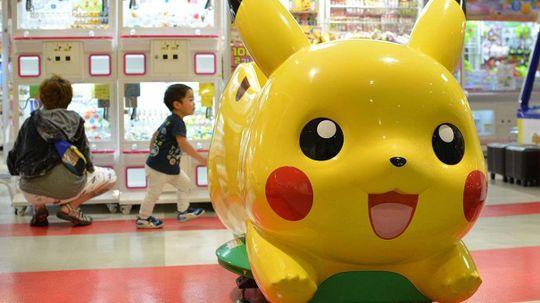 Pokemon Go Where Ingress Went
