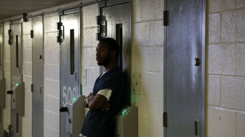 Calvin, an eighth-grade teacher and father of three, is a participant on '60 Days In: Atlanta.' New episodes air on A&E on Thursdays at 9 p.m. A&E