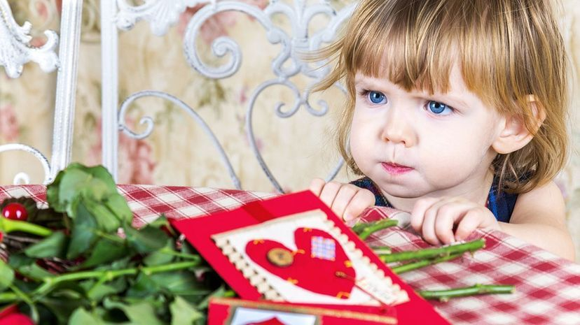 Though scientists have generally thought children start to discern intentional falsehoods around the age of four, a new study suggests that may happen even earlier. Mordolff/Getty Images