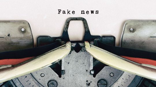 Is Fake News the Problem or Are We?