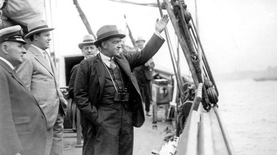 The Heart-breaking End of Legendary Adventurer Sir Ernest Shackleton