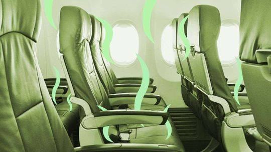 Airplane Seat Cushions: Stealthy Fart Filters of the Future?