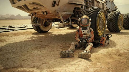 Spacesuit Punctured? No Problem. NASA's Working on Self-Repairing Suits
