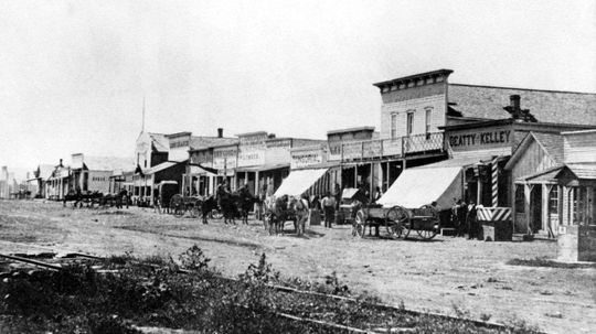 Ridiculous History: The Wild, Wild West Was Really the Mild, Mild West