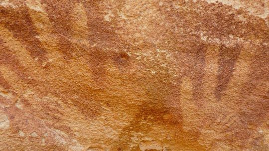 If Those Aren't Human Hands in Ancient Cave Art … What Are They?