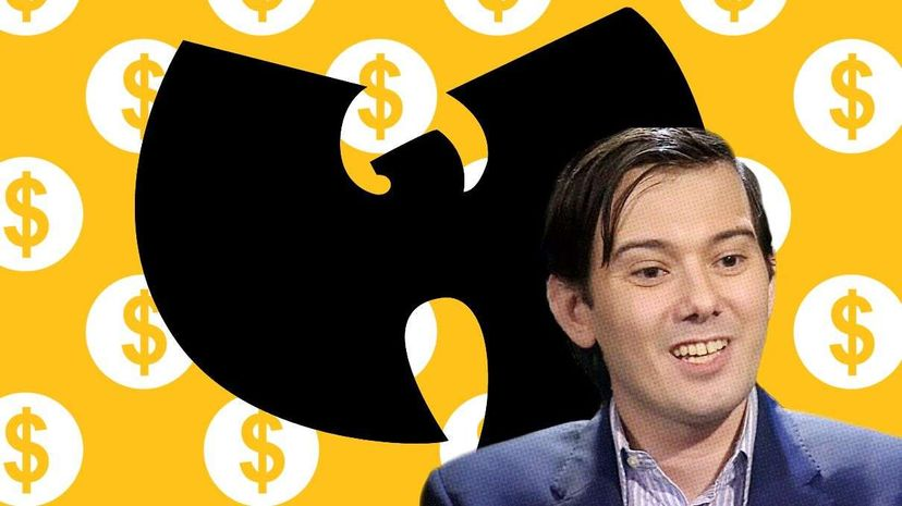 Yep, that would be Martin Shkreli, the successful bidder for the only copy of Wu-Tang Clan's latest album. Wikicommons/Robuart/ThinkStock