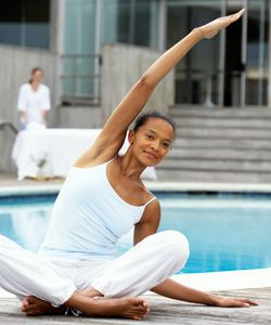 Yoga was found to reduce depression, anger and anxiety as well as neurotic symptoms and low frequency heart rate variability.