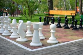 Love chess? If you can't find a pickup game at your local park, it might be time to build a set of your own.
