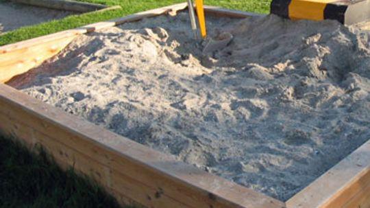 Do-It-Yourself Sandbox