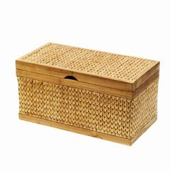 Store all your garden tools and patio equipment in a handy outdoor chest.