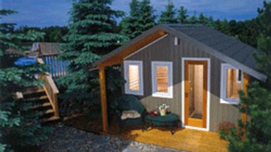 5 Tips to Select an Outdoor Sauna