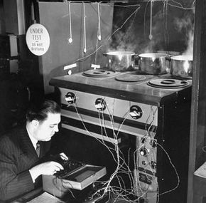 Underwriters Laboratories have been testing products for safety since 1894.