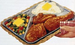 TV dinners are just one innovation we owe to television.