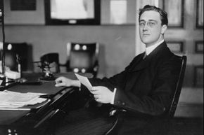 As a young law clerk, Franklin Delano Roosevelt visited Oak Island. He would remain interested in the treasure hunt for decades.