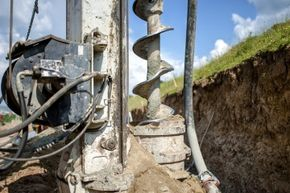 Drilling down into the Money Pit has revealed tantalizing clues but no definite answers.