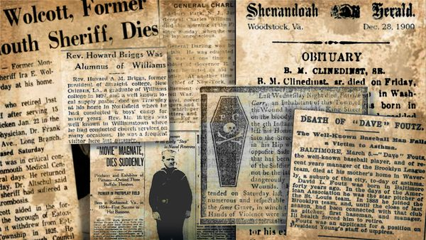 How Obituaries Went From Dry Death Notices to Tributes to Truth