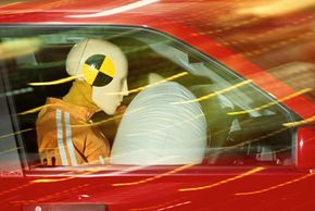Automakers can now use female and child-sized crash dummies to test cars.