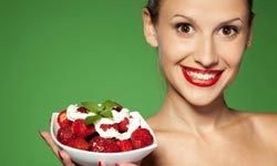 Brushing after eating will lessen your desire to snack.